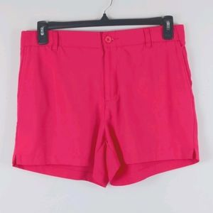 Reel Legends - Hot pink Fishing shorts size 8